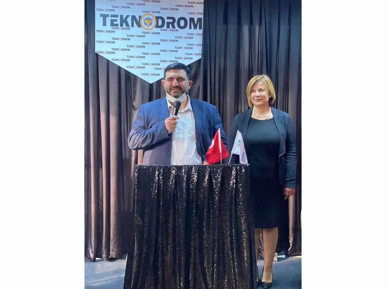 Teknodrom, 5. yılını çalışanlarını onurlandırarak kutladı